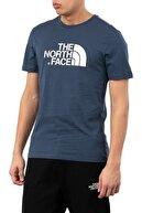 The North Face Erkek Easy Tişört - Mavi