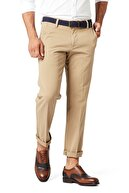 Dockers Erkek Smart 360 Flex Workday Khaki Pantolon, Slim Fit 3627200010