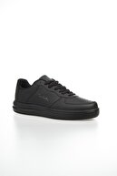 Pierre Cardin Erkek Günlük Spor Ayakkabı-Siyah PCS-10155