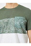 Koton Erkek Yeşil T-Shirt