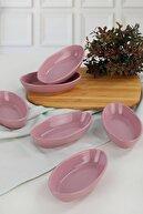 Keramika Violet Deniz Çerezlik / Sosluk 14 Cm 6 Adet