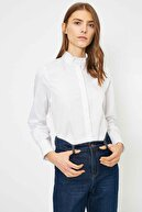 Koton Kadın Beyaz Gömlek