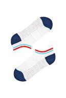 Penti Çok Renkli Erkek Çocuk Colorful Strıpe 2li Patik Çorap