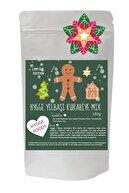 Hyggefoods Hygge Yılbaşı Kurabiye Mix - Zencefilli Ince Kurabiye Gingerbread Süpermix Limited Edition