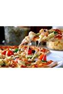 İly Granit Delikli Pizza Tepsisi 34 Cm.