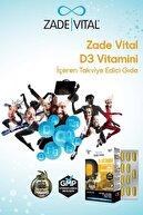 Zade Vital D3 Vitamini 30 Yumuşak Kapsül - 1.000 I.U.