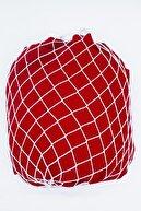 EARABUL Kamp Hamağı - File Çantalı Kamp Hamağı - Outdoor Hamak Kırmızı