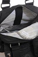 Smart Bags Smbky1174-0001 Siyah Kadın Sırt Çantası