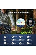 TİCWATCH Pro 2020 Wear Os By Google,ıp68 Nabız Adım Stres Uyku Takibi,akıllı Saat, Android + Ios Uyumlu