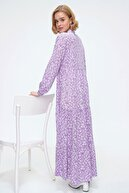 Bigdart 10313 Volanlı Tesettür Elbise