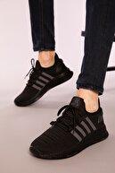 Soho-Men Siyah-Siyah Erkek Sneaker 3104