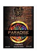 Le Cardes Plus Paradise Aphrodisiac Edp 60 ml Erkek Parfüm