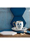 Karaca Iznik 2 Kişilik Kahve Fincanı Takımı