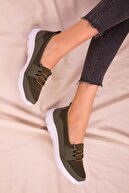 Soho Exclusive Haki Kadın Sneaker 15774