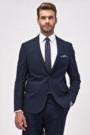 Altınyıldız Classics Erkek Lacivert Regular Fit 4 Drop Takım Elbise