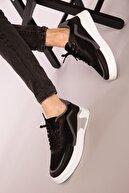 Soho-Men Siyah Erkek Sneaker 3105
