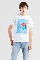 Levi's Erkek Graphic Set In Housemark T-shirt 22491-0492