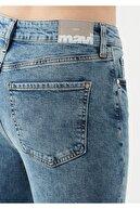 Mavi Soho All Blue Gölgeli Jean Pantolon 101213-34245