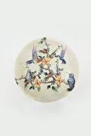 Keramika Fairy Bird Çerezlik/Sosluk 13 Cm 6 Adet - 19071