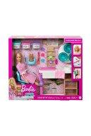 Barbie Yüz Bakımı Yapıyor Oyun Seti