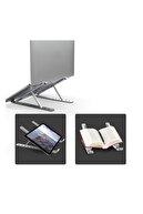 Teknoloji Gelsin Ayarlanabilir Laptop Macbook Notebook Tablet Bilgisayar Standı Katlanabilir
