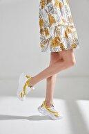 Yaya by Hotiç Beyaz Kadın Sneaker 01AYY178790A905