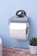 Teknotel Tuvalet Kağıtlığı Tuvalet Kağıdı Aparatı Kapaklı Kağıtlık Vakumlu