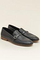 Elle BOLAND Hakiki Deri Siyah Erkek Ayakkabı