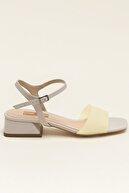 Elle Karolıne Sarı Kadın Sandalet 20Ybu0212-310