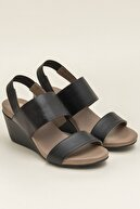 Elle WINTERS-1 Siyah Sandalet 20YTO1350-102