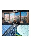 Newdizayn Aynalı Cam Filmi Amerikan Çizilmez 50 CM X 3 METRE