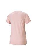 Puma Kadın pudra Tişört Classics Logo Tee -