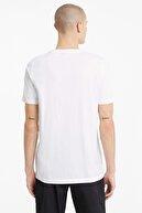 Puma Erkek Spor T-Shirt - Classics Logo - 53008802
