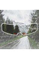 Bs İthalat Kask Yağmur Kaydırıcı - Anti-sis Hidrofobik Film