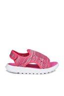 Vicco Macaron Hafif Kız Çocuk Fuşya Sandalet
