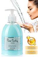 Pierre Cardin Kind To Skin Okyanus Kokulu E Vitaminli Nemlendirici Sıvı El Sabunu