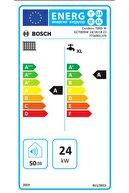 Bosch Condens 7000i W 30 Kw (26.000 Kcal) Tam Yoğuşmalı Kombi