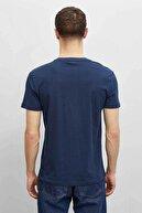 Koton Erkek T-shirt Lacivert