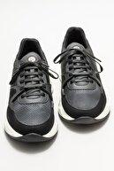 Elle Erkek Siyah Sneaker