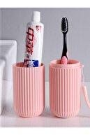 GoodSell Çok Amaçlı Seyahat Tipi Diş Fırçası Kabı