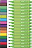 Schneider Keçe Uçlu Tükenmez Kalem Link-ıt 16 Renk ( Iki Kalemi Birleştir Bir Kalem Iki Renk Yarat )