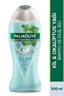 Palmolive Spa Therapy Clay Tonus Kil Ve Okaliptus Yağı Banyo Ve Duş Jeli 500 ml