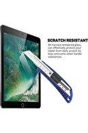 """Fibaks Ipad 8. Nesil 2020 10.2"""" Uyumlu Ekran Koruyucu Nano Esnek Flexible 9h Temperli Kırılmaz Cam"""