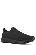 Slazenger Ares I Sneaker Erkek Ayakkabı Siyah Sa11qe030