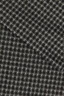 Altınyıldız Classics Erkek Siyah-Gri Gri-Siyah Desenli Örme Atkı
