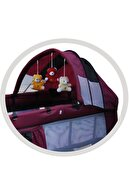 Holmer Kids Maxi Comfort Eurostyle Oyun Parkı 60 X 120 Cm Mürdüm