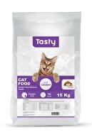 Tasty Tavuklu Yetişkin Kedi Maması 15 kg