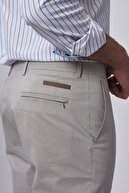 Altınyıldız Classics Erkek Taş Slim Fit Desenli Pantolon