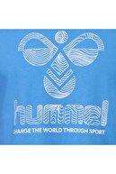 HUMMEL HMLWAVO Mavi Erkek T-Shirt 101085898