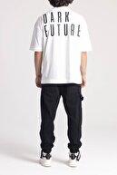 Catch Baskılı Oversize T-shirt Y-538